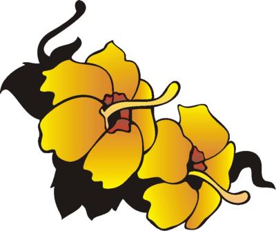 clip art flower. Flower Clip Art 68